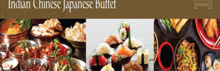 InAzia Asian Dinner Buffet at Sheraton Hua Hin Resort & Spa – every Tuesday of October 2018