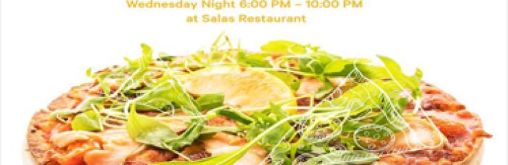 Pizza, Pasta & Risotto all-you-can-eat  at Sheraton Hua Hin Resort & Spa