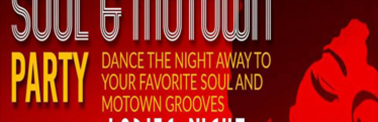 Soul & Motown Party at EAST – Rooftop Bar & Lounge on 31st March 2018