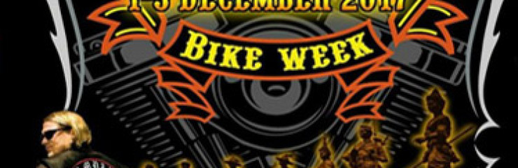 Hua Hin Bike Week 2017 at Parking Lot Behind Bluport from 1st – 3rd December 2017