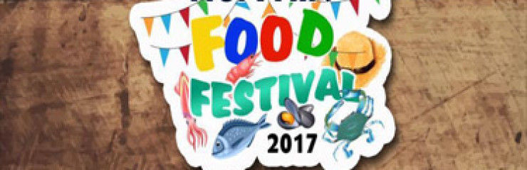 Hua Hin Food Festival 2017 in Queen's Park Hua Hin from 29th September to 1st October 2017