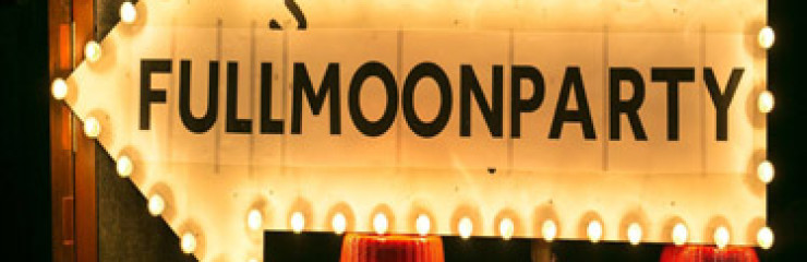 Full Moon Party at Hua Hin Marriott Resort & Spa – Sunday 6th August 2017