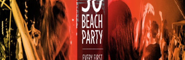 SO Beach Party: 2nd Anniversary at So Sofitel Hua Hin – Saturday 3rd March 2018