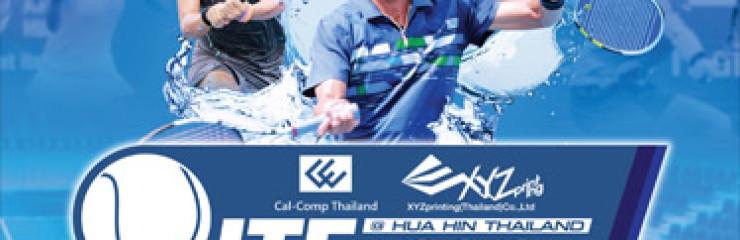 Cal-Comp & XYZ Printing ITF Pro Circuit 2017 W5 @ True Arena Hua Hin on 18 – 23 September 2017