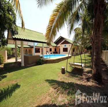 Tamarind Gardens – 4 bed villa for sale in Hua Hin City, Hua Hin