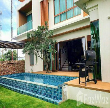Huahin Oasis – 3 bed villa for sale in Thap Tai, Hua Hin