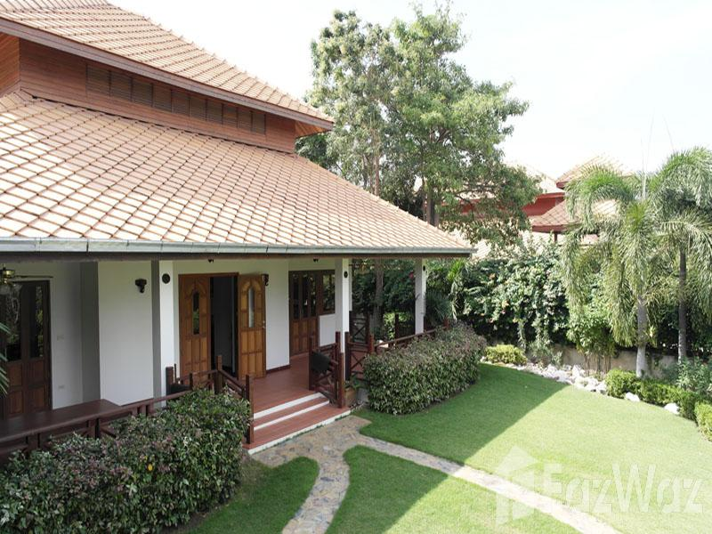 WHITE LOTUS 2 – 3 bed villa for sale in Nong Kae, Hua Hin