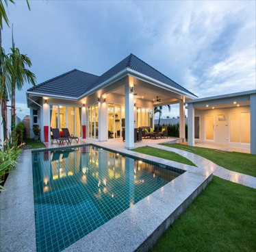 10% Discount on Luxury Eco Pool Villa – Developments · For Sale
