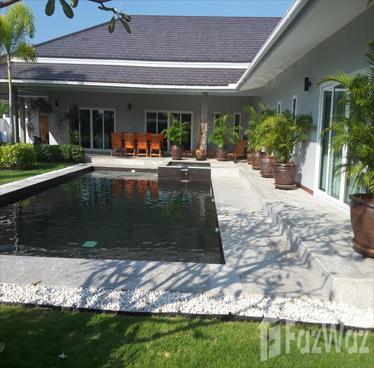 Palm Pool Villas – 4 bed villa for sale in Cha Am, Hua Hin