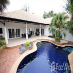 Nature Valley Estates - 4 bed villa for sale in Hua Hin City, Hua Hin