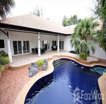 Nature Valley Estates – 4 bed villa for sale in Hua Hin City, Hua Hin