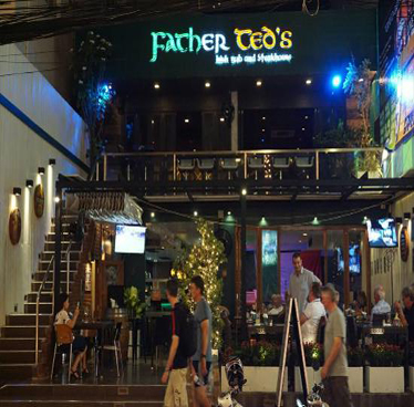 Hua Hin Business Network Aug Wine Evening at Father Ted's – Thursday 30th Aug 2018