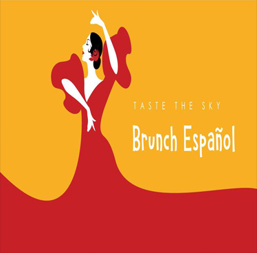 Brunch Español at Vana Nava Sky – Sunday 29th July 2018