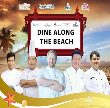 Dine Along the Beach at InterContinental Hua Hin Resort – 30th August 2018