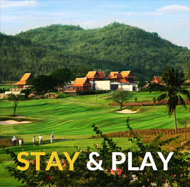 Stay & Play Package Special Rate for Golf Festival at Banyan The Resort Hua Hin