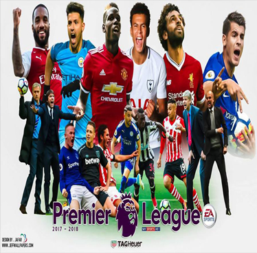 English Premier League at Take 5 Sports Bar & Live Music – Saturday 29th September 2018