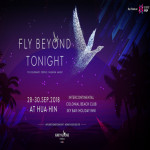 """First Class Express"" Fashion show! Fly Beyond Tonight at InterContinental Hua Hin Resort on 28th - 30th September 2018"