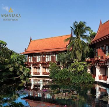"Anantara Hua Hin Resort recognized with Condé Nast Traveler 2018 Readers' Choice Awards ""#14 Top Resorts in Asia"""
