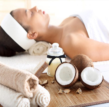 June Promotions Coconut Oil Massage at The BARAI Spa
