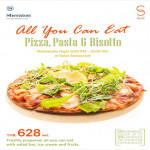 Pizza, Pasta & Risotto all-you-can-eat  at Sheraton Hua Hin Resort & Spa