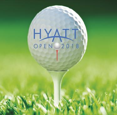 """""""Hyatt Open 2018 Golf Tournament"""" on 1st & 2nd September 2018 at The Banyan Golf Club, Hua Hin"""
