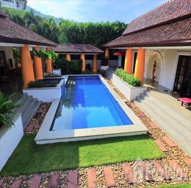 Hunsa Residence – 3 bed villa for sale in Khao Takiab, Hua Hin