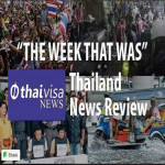 The week that was in Thailand news: Thailand colonized at last - More Chins than a Chinese phone book.