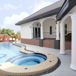 Completely Renovated and Redecorated Five Bed Pool Home For Sale in Hua Hin