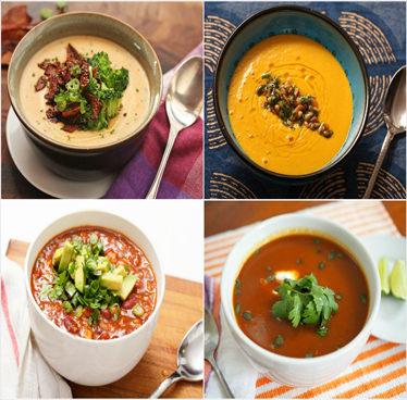 Soup's On: Tips for Making Quick, Delicious and Healthy Soups