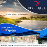 The Promotion of Riverside Residences Two Popular Villas - Red Mountain Hua Hin