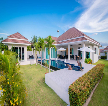 Red Mountain Hua Hin offer Modern & Luxurious – 3 Phases of Projects