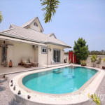 EMERALD RESORT - 3 bed villa for sale in Thap Tai, Hua Hin