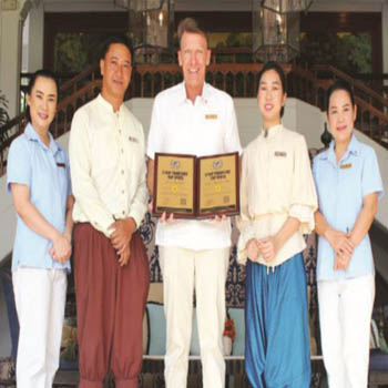 Double Awards for the Centara Grand Beach Resort & Villas Hua Hin
