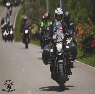 Why we Ride ! Fun & Party at Siam Handlebar HUA HIN on 28th-29th April 2018