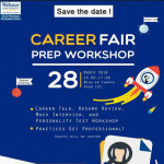 Career Fair Prep Workshop at Cha-am Campus on 28th March 2018