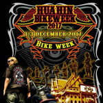 Hua Hin Bike Week 2017 at Parking Lot Behind Bluport from 1st - 3rd December 2017