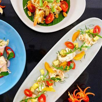 Yummy Yum at Suan Bua Thai Restaurant, Centara Grand Beach Resort & Villas Hua Hin