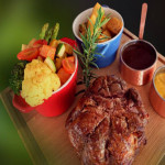 Sunday Roast Lunch & Dinner at Coast Beach Club & Bistro Hua Hin!