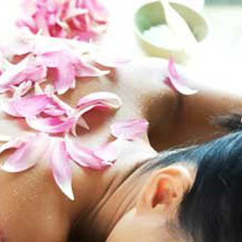 Blue Lotus Relaxing Scrub Special at Dusit Thani Hua Hin