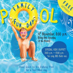 Family POOL FUN DAY at Centara Grand Beach Resort - 4th November 2017