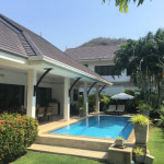Attractive Pool Home For Sale in Central Hua Hin