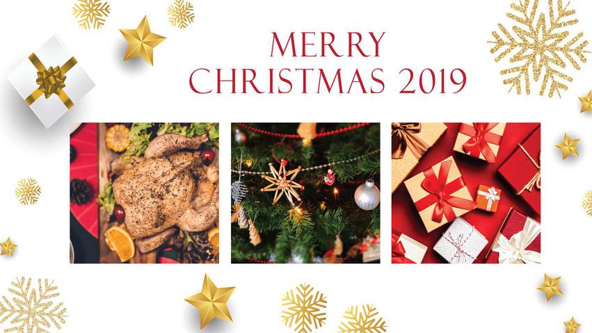 Christmas Hua Hin 2020 Christmas Gala Dinner 2019 at Rim Talay restaurant by Laksasubha