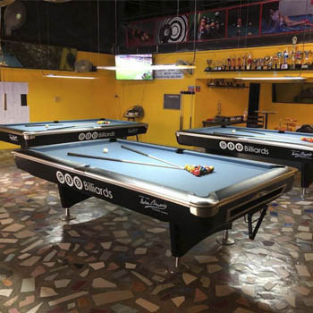 Challenge Match (Jay top player in Hua Hin VS Pipe no.1 Thailand) at Lucky Shot Bar – Friday 24th August 2018