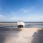 Dine Along The Beach at Hua Hin Marriott Resort & Spa on Thursday 3rd August 2017
