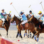 Asian Beach Polo Championship 2018 at InterContinental Hua Hin Resort - Saturday 21st April