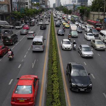road main