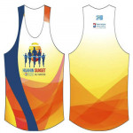 Hua Hin Sunset Half Marathon 2018 at Tubtai and Lake Park - Saturday 18th August