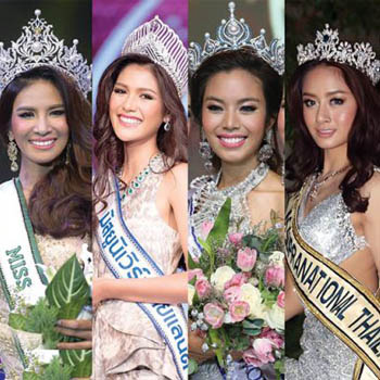 Thailand as the Prime Asean Centre for Beauty Pageants