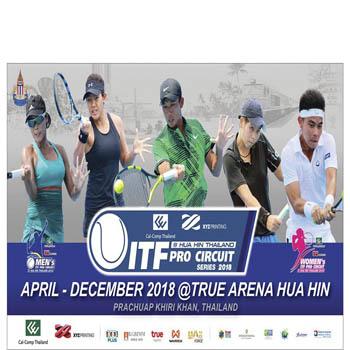 Cal-Comp & XYZprinting ITF Pro Circuit 2018 15K #M3 at True Arena Hua Hin – 8th to 13th October