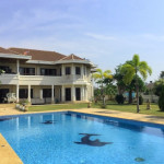 Luxury 2 Storey Villa On Golf Course For Sale in Hua Hin